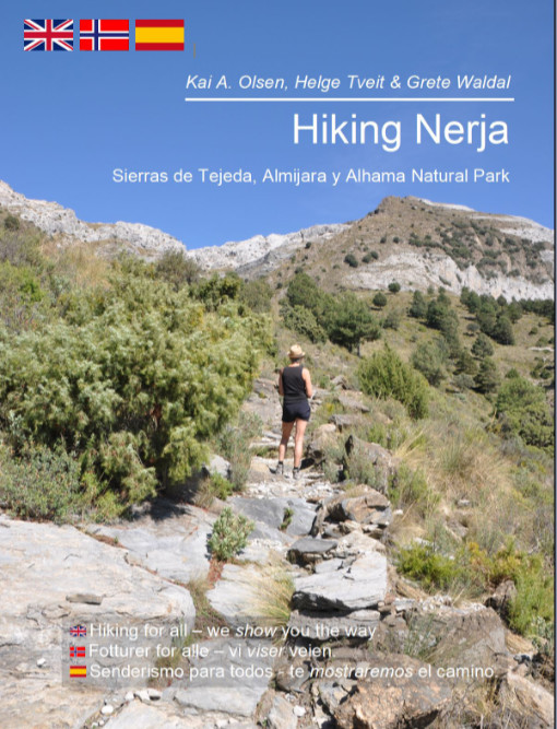 hiking nerja